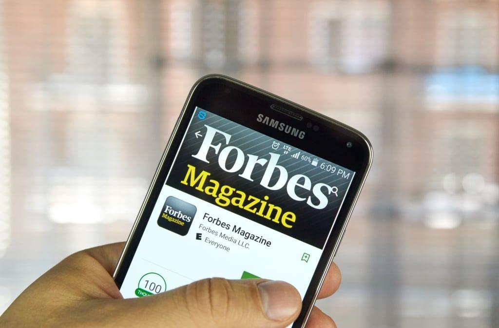 Forbes объявил о партнерстве с блокчейн-стартапом Civil