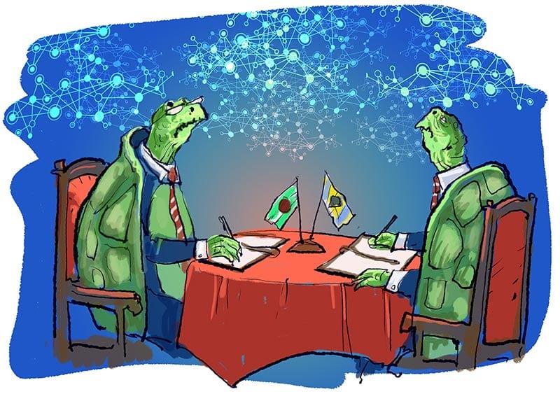 Slow negotiations