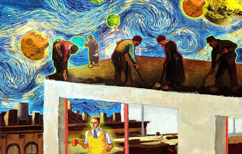 Van Gogh and Hopper