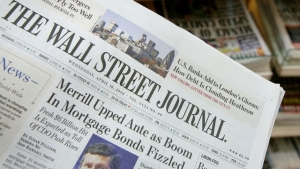Wall Street Journal создал собственную криптовалюту. И сразу уничтожил