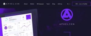 DEX Aphelion закрыла торги, проработав меньше двух месяцев
