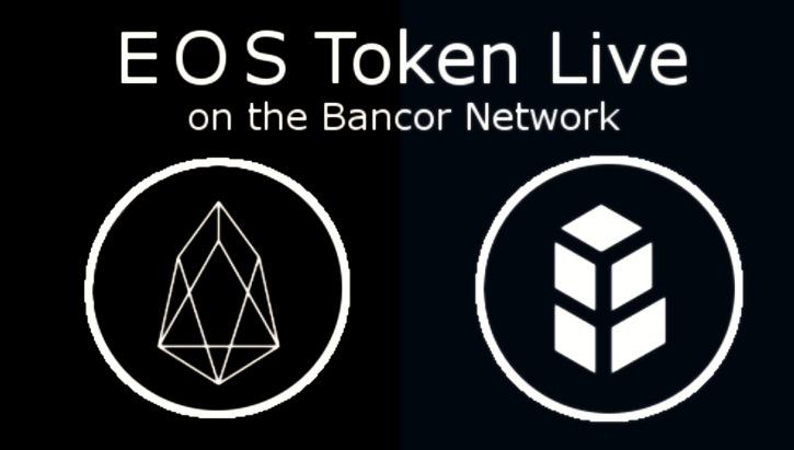 Bancor внедрила кросс-платформенное решение для Ethereum и EOS