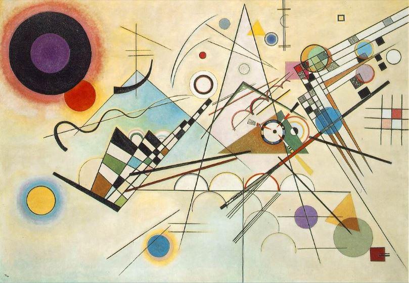 Kandinsky about market of crypto
