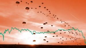 Курс биткоина нырнул до нового годового минимума