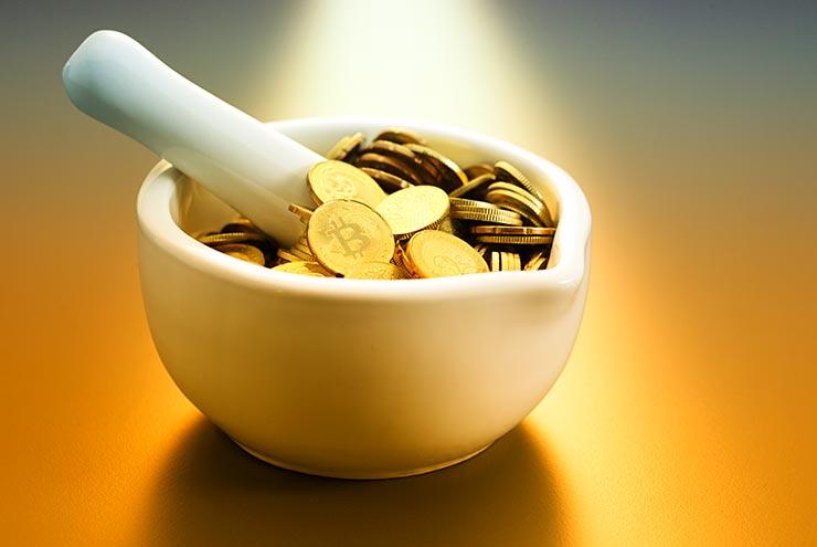 Bitcoin mixers