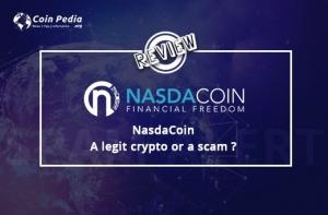 Nasdacoin вырос на 276%