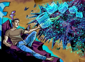 Марк Цукерберг запустит «фейскоин» для конкуренции с платежными системами, а не с криптой, - мнение