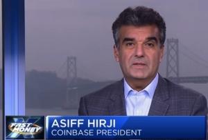Криптовалюты – для тех инвесторов, кто готов играть вдолгую, - Президент Coinbase
