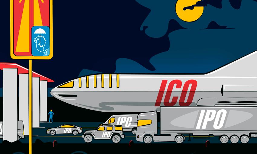 ICO and regulation