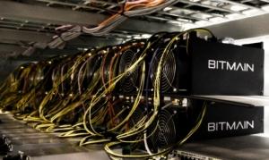 Cложность сети Биткоина снизилась на 15%