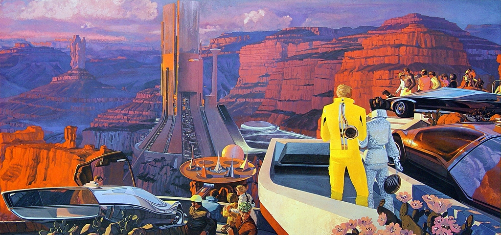 Syd Mead future