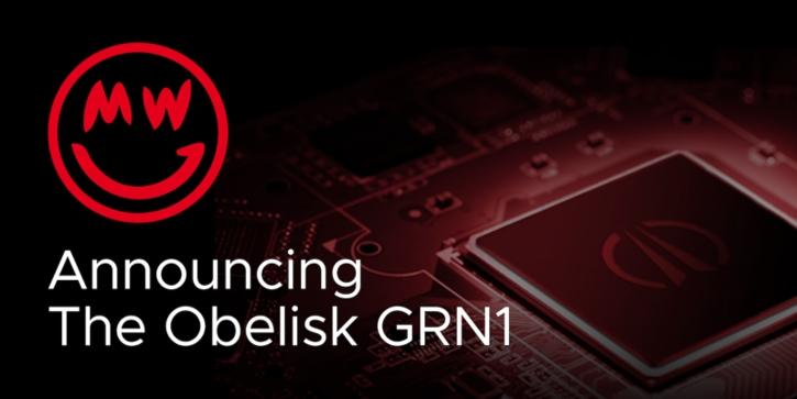 Obelisk объявила о начале приема заказов на ASIC-майнеры для новой монеты Grin