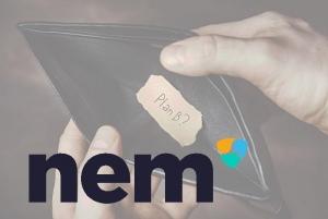 «Средств осталось на месяц»? - NEM Foundation