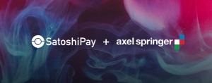 Axel Springer и SatoshiPay опробуют новую схему монетизации онлайн-медиа