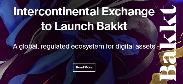 ICE вложит в развитие Bakkt свыше $20 млн до конца 2019 года