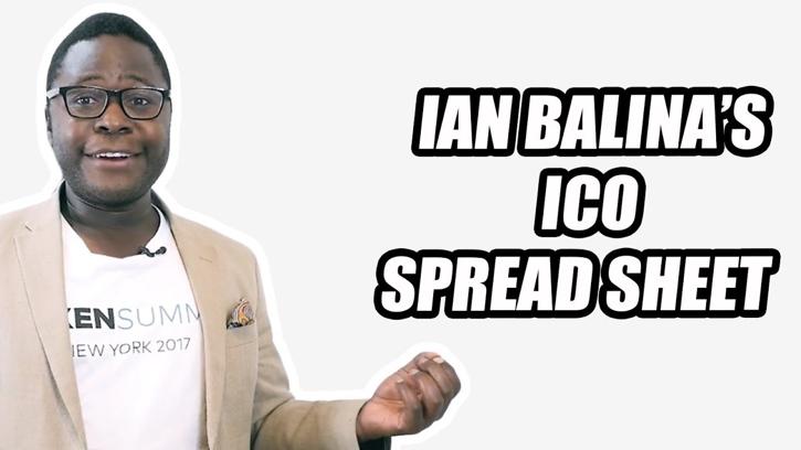 «Назад в 2017-й»: Ян Балина готовится выпустить токены собственного проекта