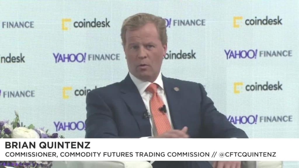 Криптовалютным компаниям стоит подумать о саморегулировании, - CFTC