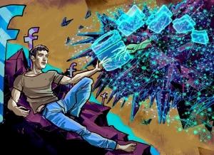 Марк Цукерберг придумал, как блокчейн может быть полезен Facebook