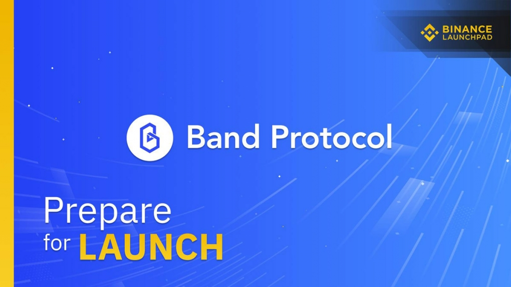 Картинки по запросу Band protocol binance