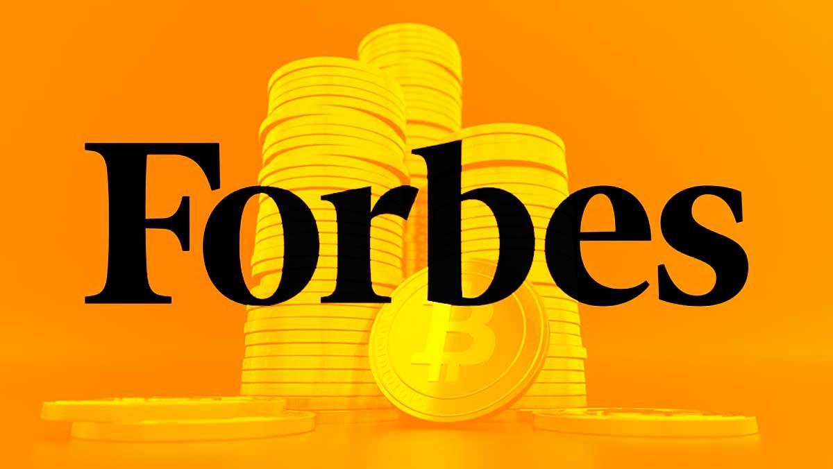 В список американских богачей журнала Forbes вошли семь криптанов