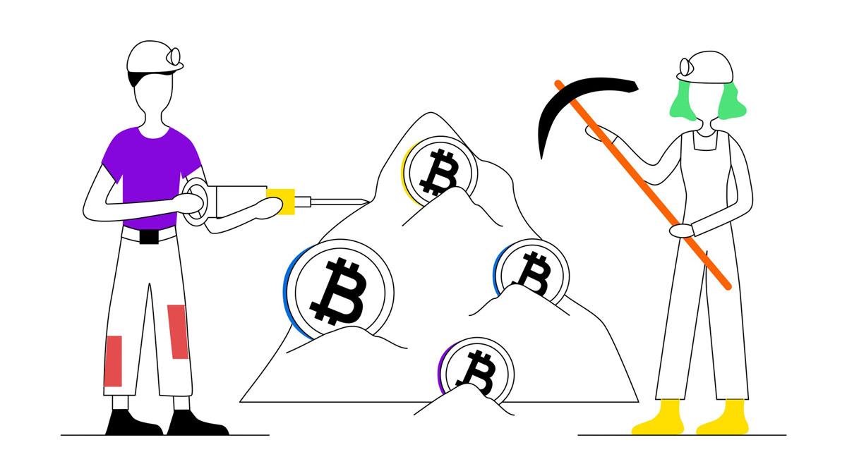 Сложность майнинга биткоина снова выросла — в пятый раз подряд