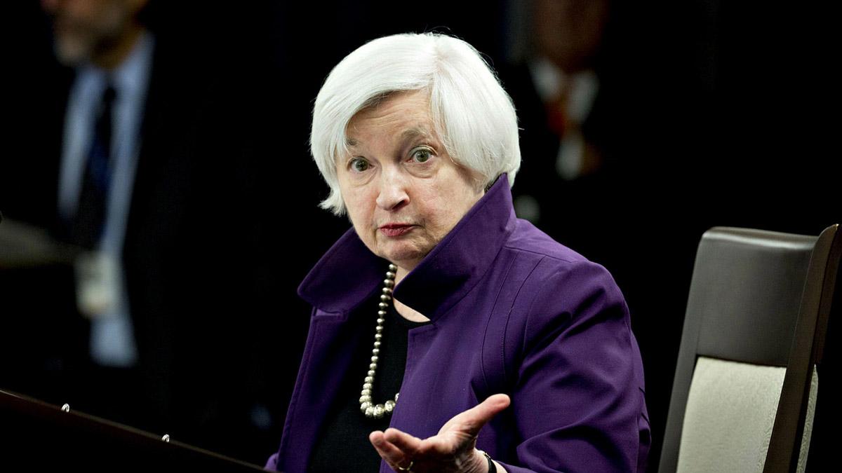 Министр финансов США Джанет Йеллен призывает к регулированию стейблкоинов