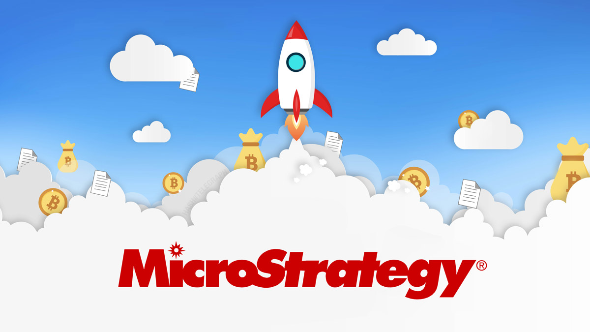 Buy the dip. Компания MicroStrategy воспользовалась падением цены и купила 13 тыс. биткоинов