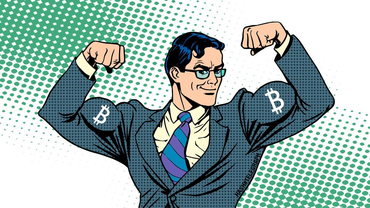 Это лишь вопрос времени, когда аккумуляция биткоина в сильных руках приведет к росту цены — Вилли Ву