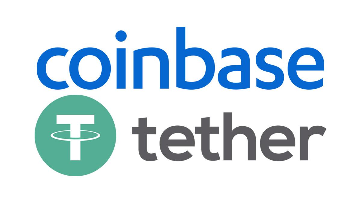 Биржа Coinbase начинает поддерживать стейблкоин Tether
