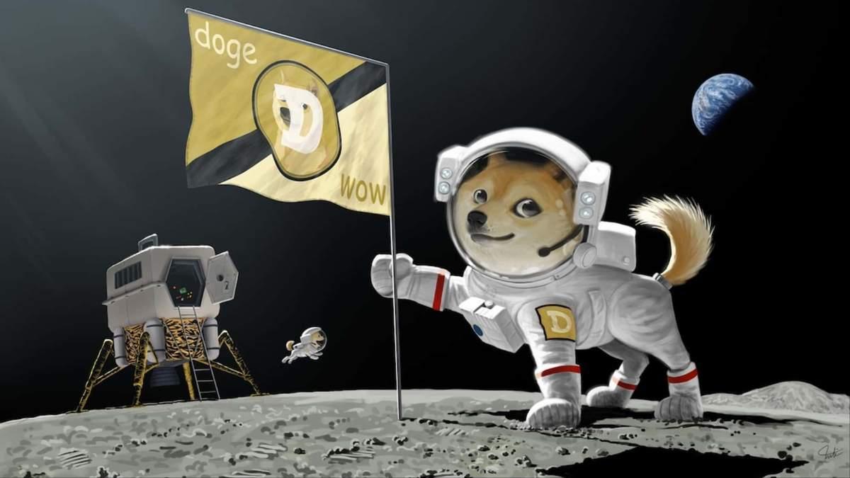 Илон Маск запустит спутник Doge-1 на Луну в следующем году. Миссия оплачена в Dogecoin