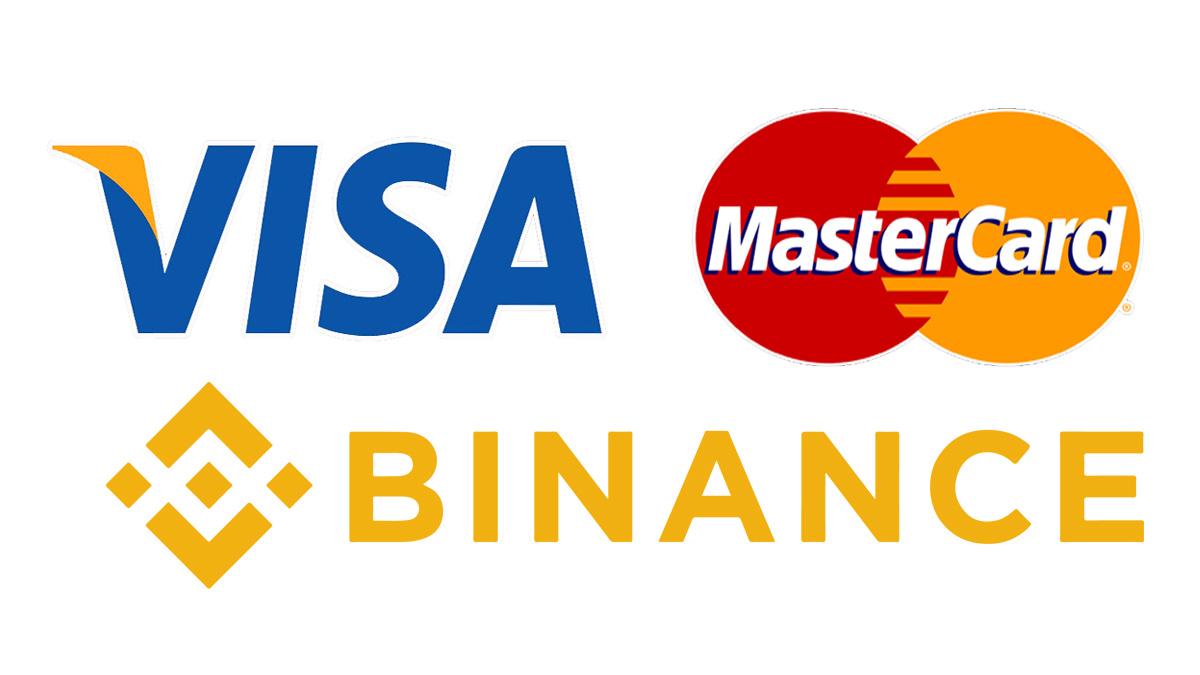Visa и Mastercard продолжат сотрудничество с Binance несмотря на регуляторные проблемы | hashtelegraph.com