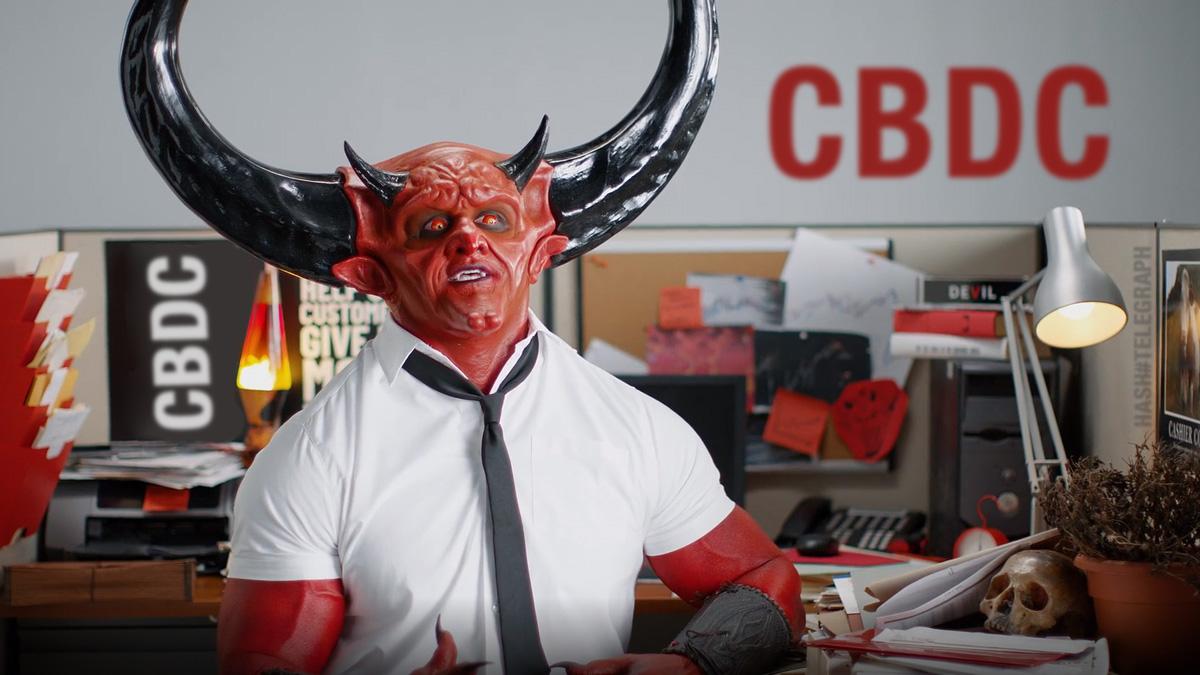 «Цифровые валюты центральных банков были придуманы в аду самим сатаной», — глава инвестиционной компании