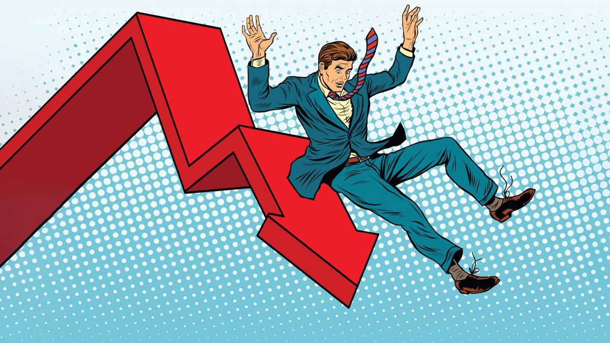 Курс биткоина опустился ниже $33 тыс. в результате игры на понижение на бирже Bitfinex