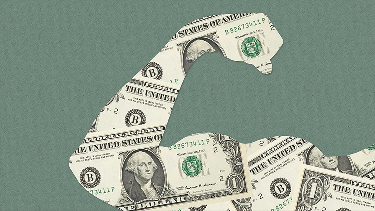 Усиление доллара увеличит вероятность падения биткоина ниже $30 тыс.