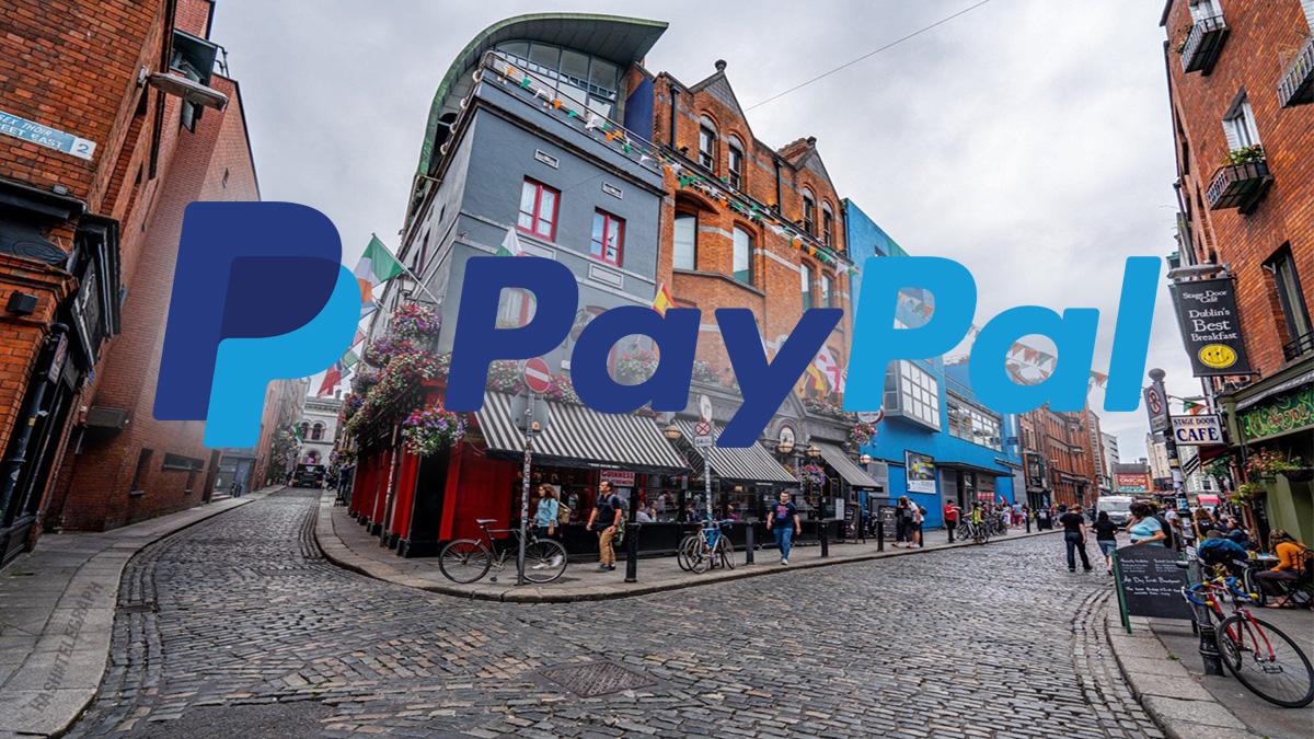 PayPal расширяет штат криптовалютного подразделения в Ирландии