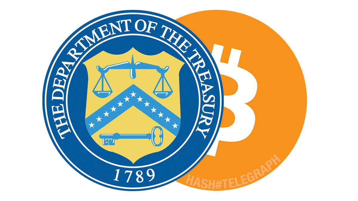 Криптовалютные биржи могут обязать сообщать об активах иностранных граждан в Минфин США