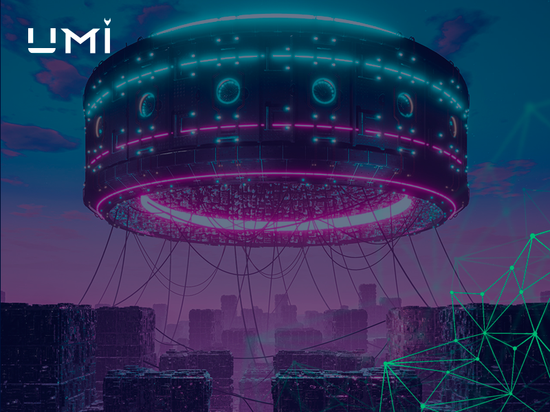 UMI — высокотехнологичная криптовалюта с инновационным стейкингом на смарт-контракте