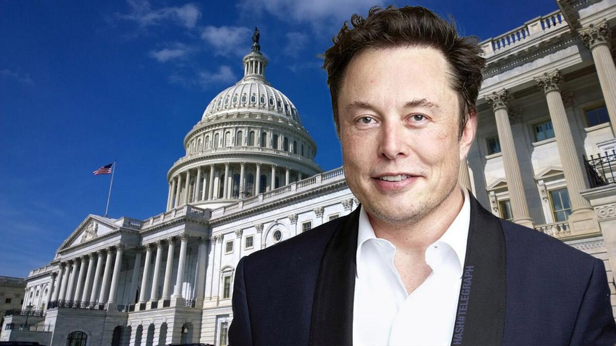 Илон Маск поддержал криптанов в борьбе за правильные поправки к федеральному законопроекту