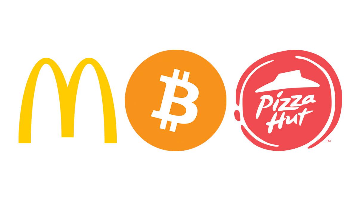 McDonald's и Pizza Hut теперь принимают биткоины. Но только в Сальвадоре