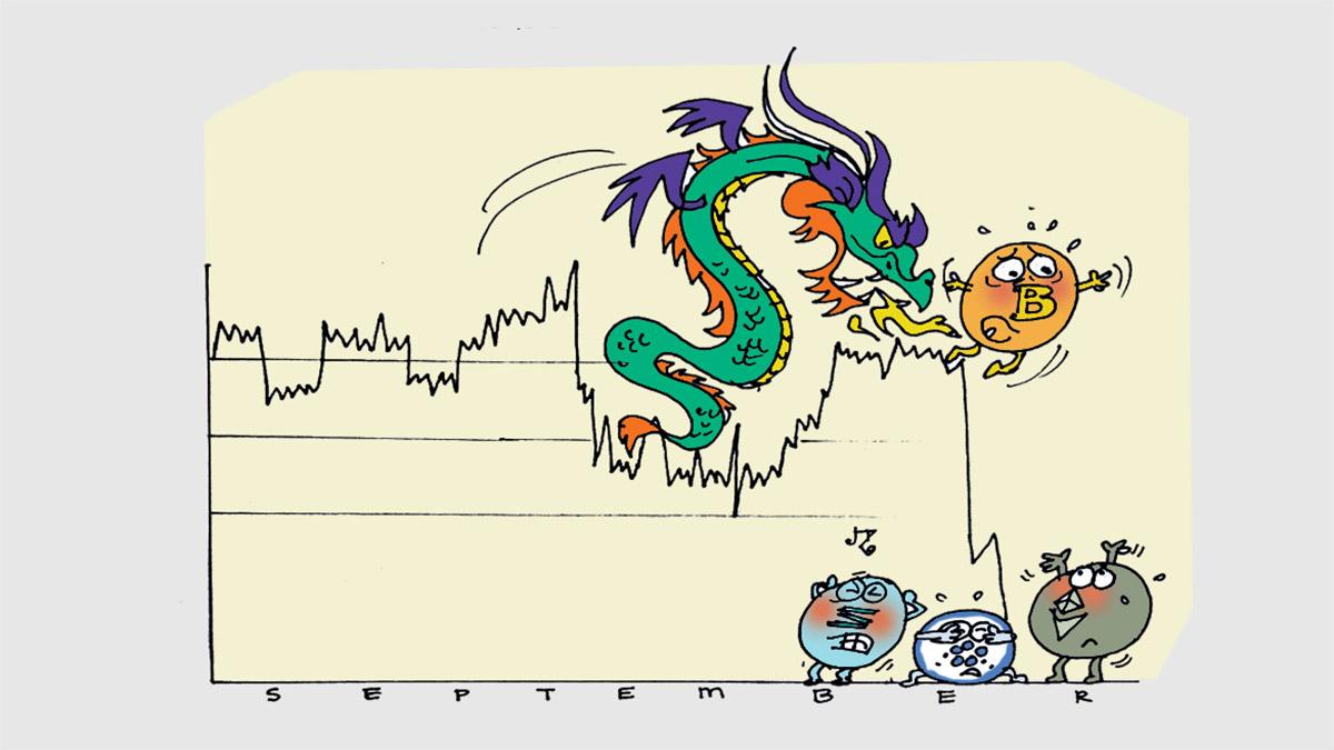 Китайский FUD, бессмысленный и беспощадный: как Китай воюет с криптовалютным рынком