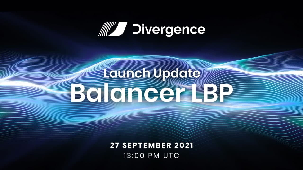Divergence объявляет об обновлённой продаже токенов DIVER