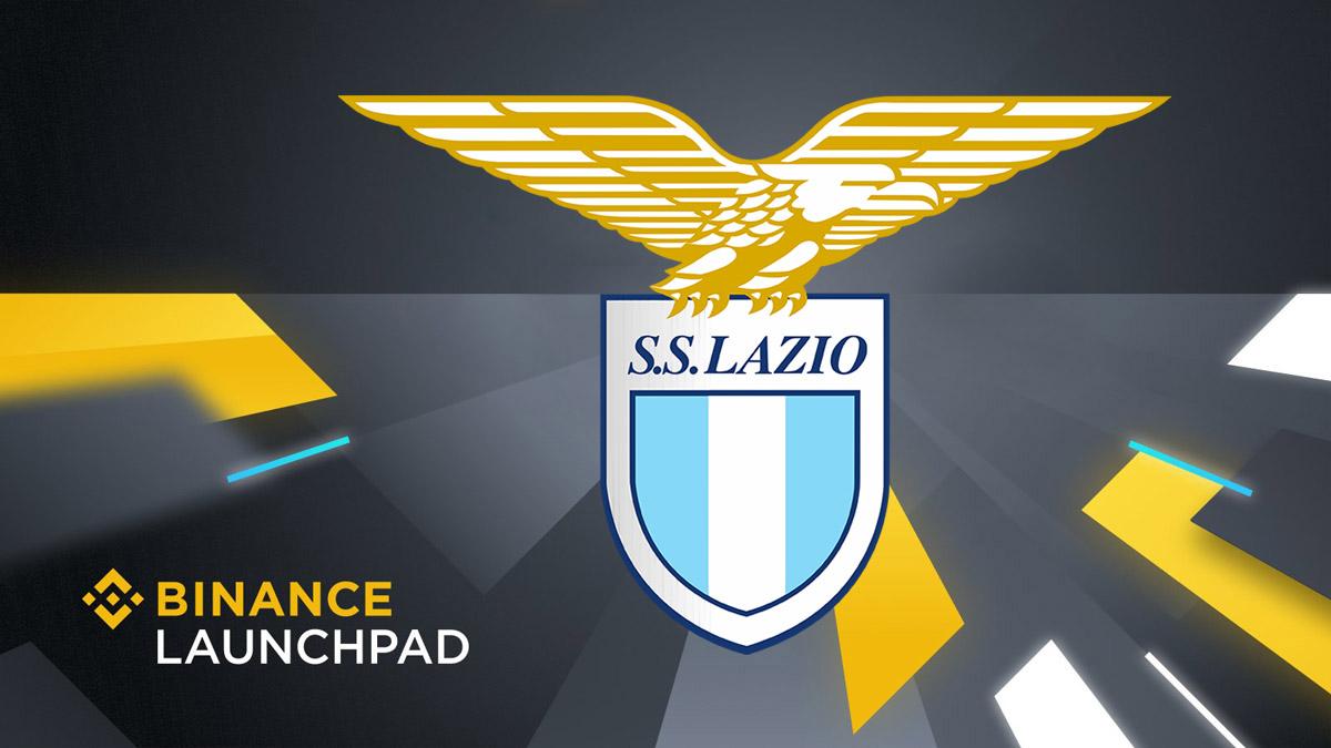 Биржа Binance запускает токенсейл Lazio в формате подписки